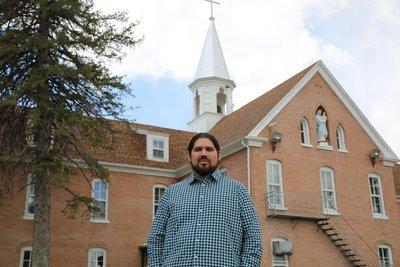 Black Elk wins Catholic leadership award from FADICA
